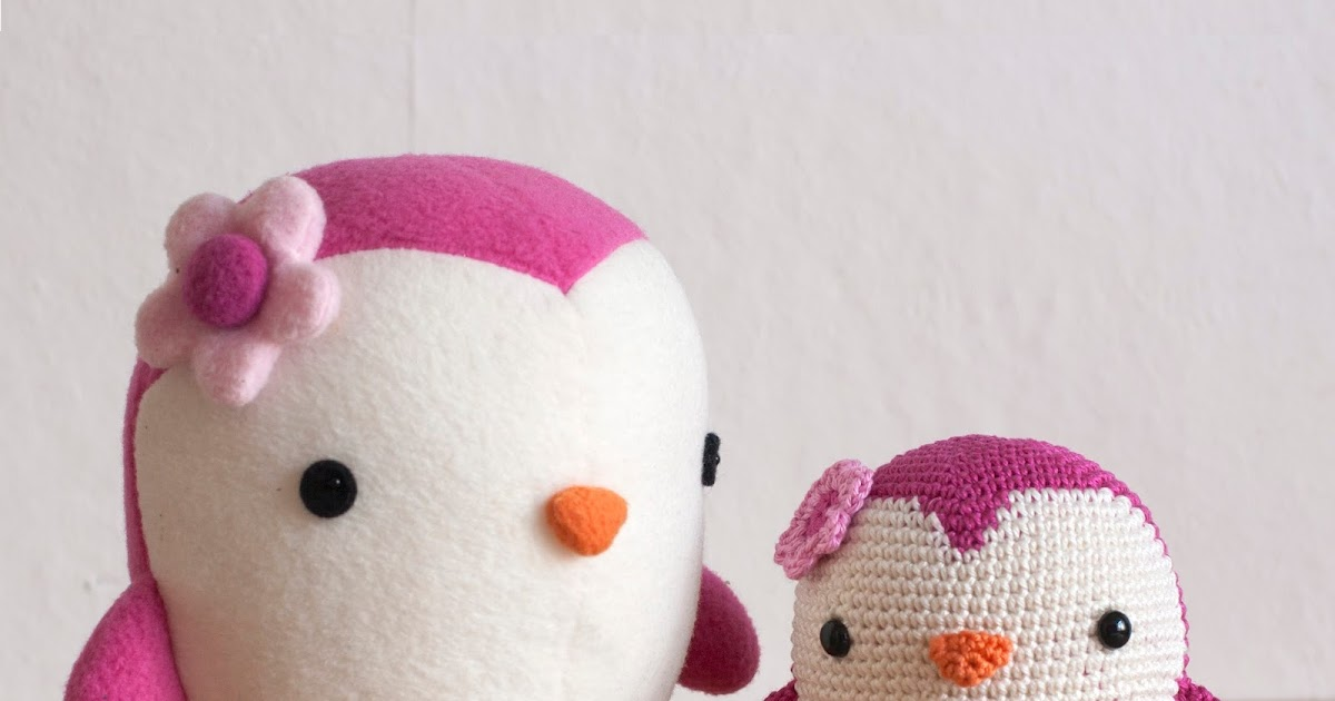 Diy Amigurumi Animals : Toy Patterns by DIY Fluffies : Penguin amigurumi crochet ...