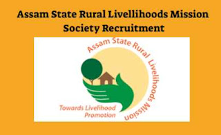 ASRLMS Sarkari Naukri Assam Recruitment 2020 For State Project Manager,Young Professional, and Other Posts