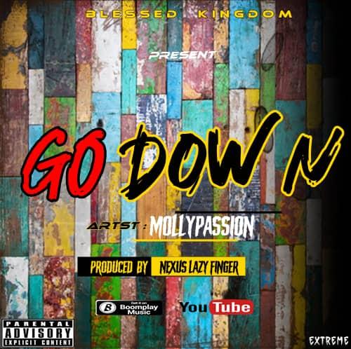 Molly Passion - Go Down