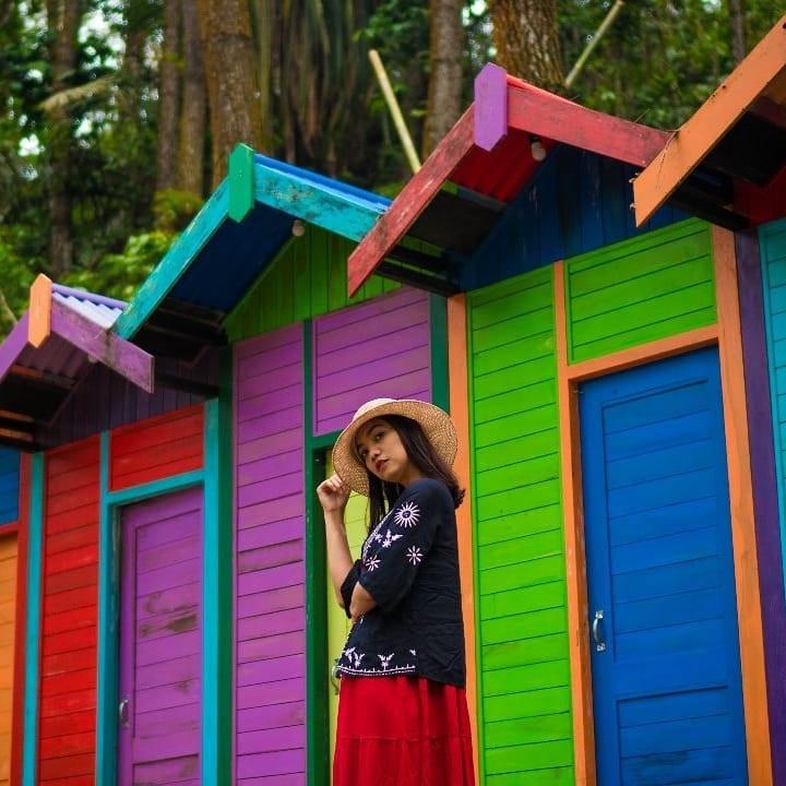 Harga Tiket  Lokasi DeLoano Glamorous Camping