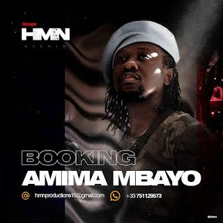 Amima Mbayo - Africans