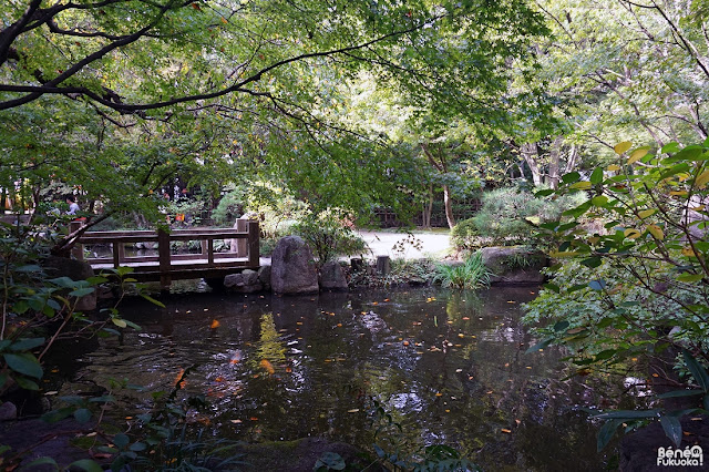 楽水園、福岡
