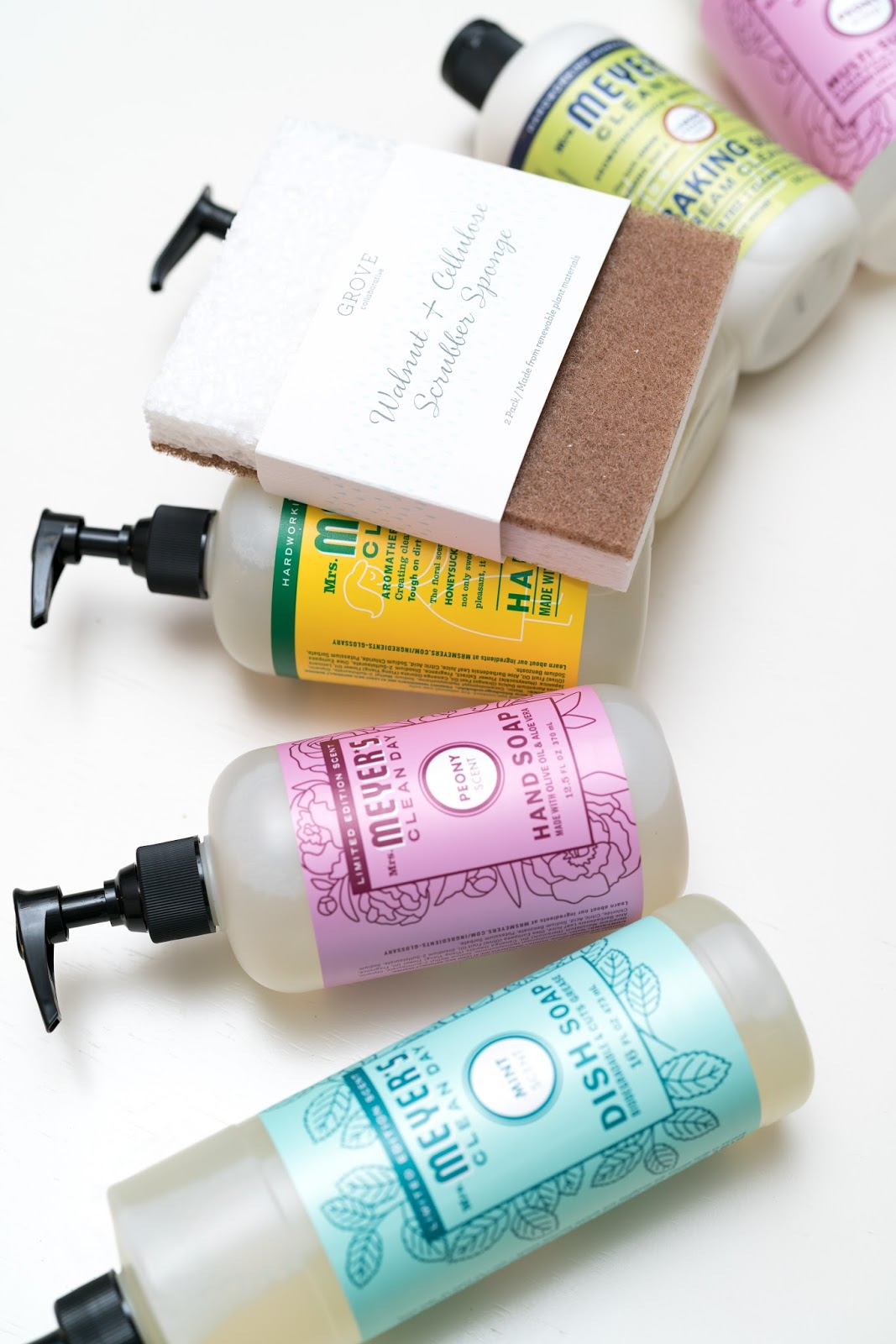 grove collaborative haul why i switched to more natural cleaning products everyday emily. Black Bedroom Furniture Sets. Home Design Ideas