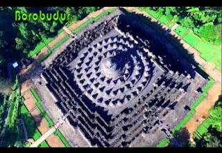 Borobudur - Situs Warisan Dunia UNESCO
