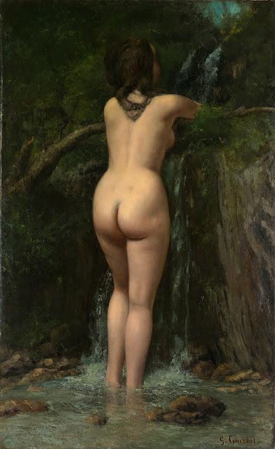 Gustave Courbet: La fonte