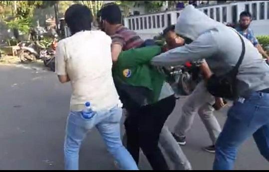 IPW: Peristiwa Jambi Memalukan, Perwira Baku Hantam Dengan Anti-Huru Hara