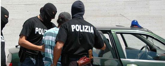 Molise: estorsione aggravata dal metodo mafioso, in carcere due domiciliati a Campomarino
