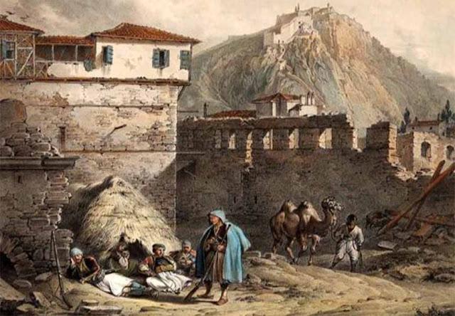 Τι γράφει ο Γιουσούφ μπέης για την Επανάσταση του '21 που αιχμαλωτίστηκε κατά την κατάληψη του Ναυπλίου