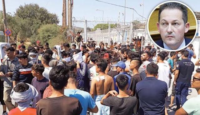 Εθνικό έγκλημα για την μεταφορά των μεταναστών