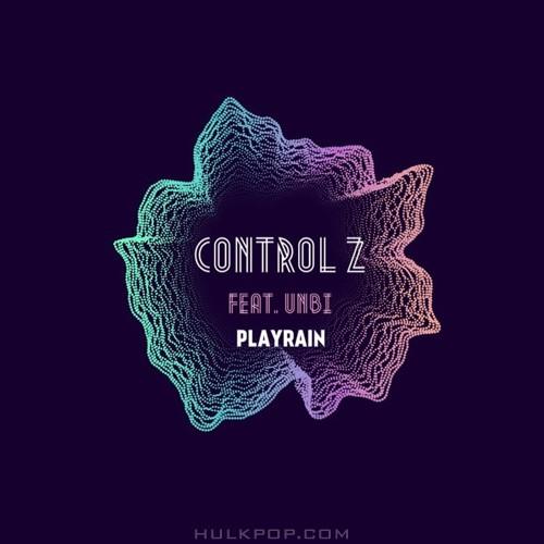 PLAY RAIN – Control Z – Single