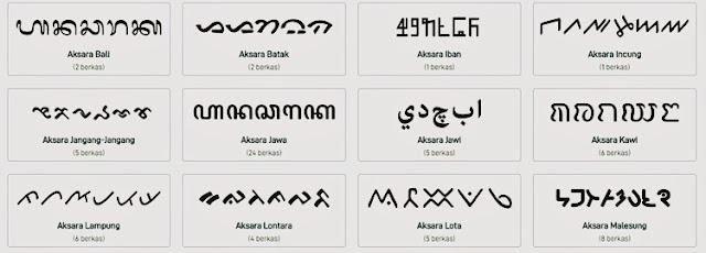 Download Font Aksara Jawa