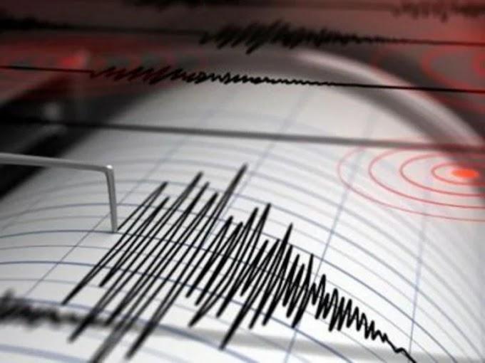 Σεισμός κοντά  στην Ζάκυνθο - Έγινε αισθητός στη Δυτική Ελλάδα