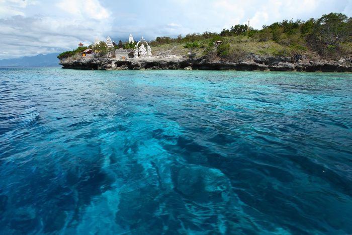Pulau Menjangan, Surga Bawah Laut di bali