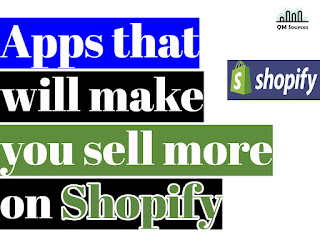 Apps that will make you sell more on Shopify
