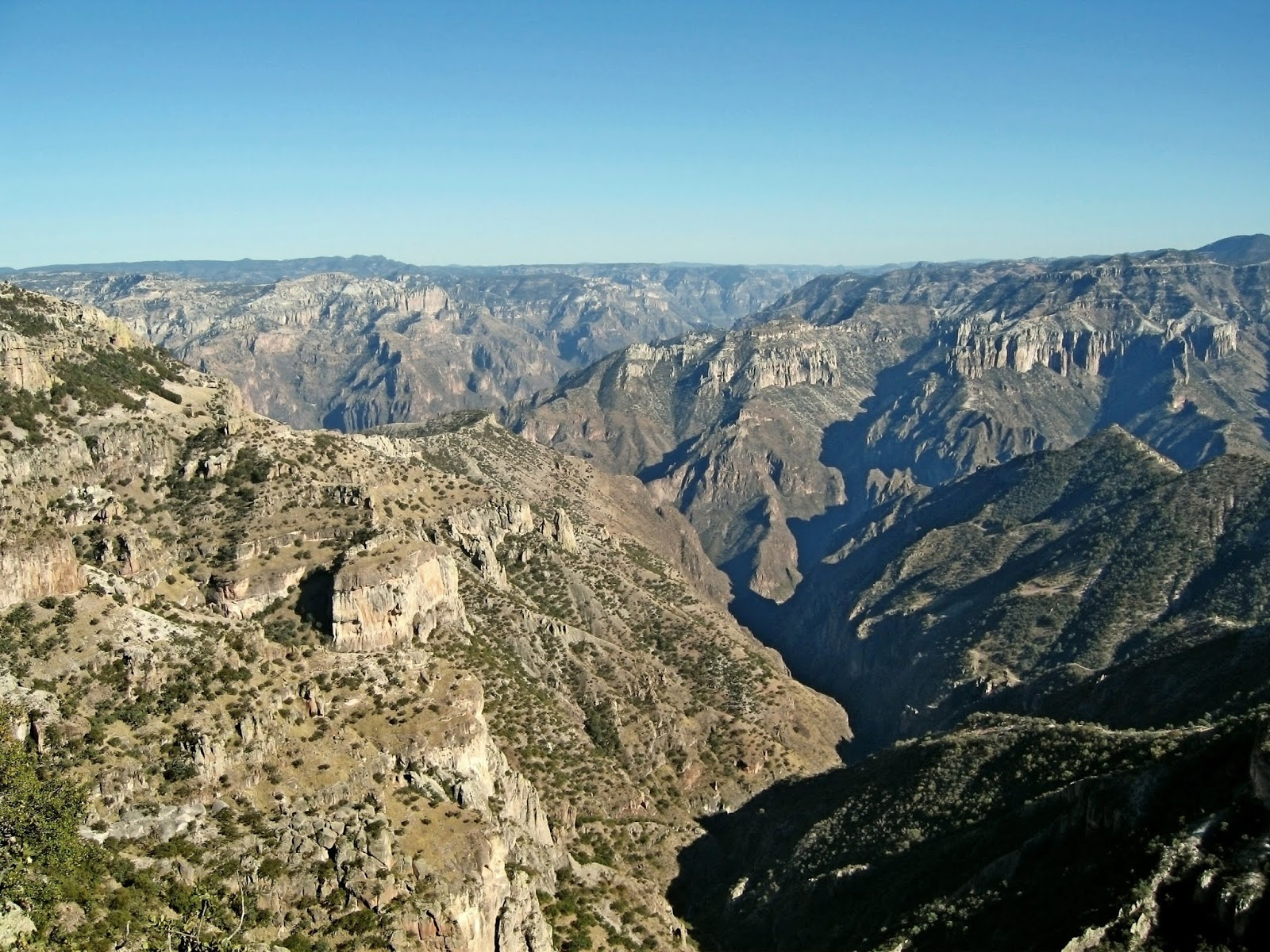 places and hotels Copper Canyon photos