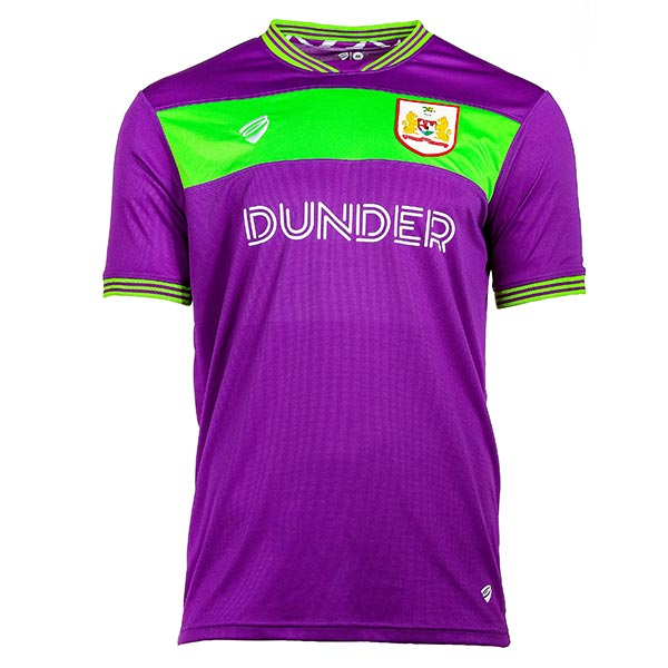 2020 Let S Glow Crazy Theme Kit: In-House Bristol City 18-19 Home, Away & Third Kits