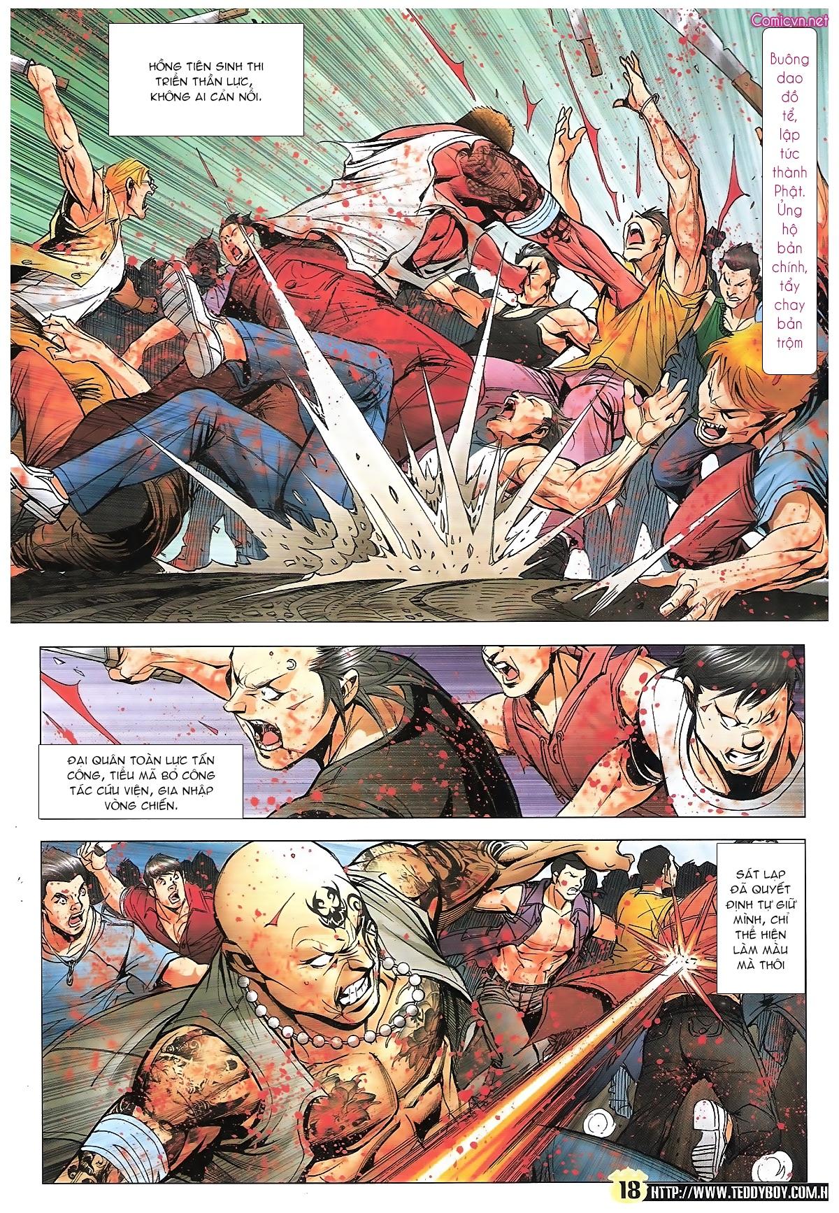 Người Trong Giang Hồ Chap 1846 - Next Chap 1847