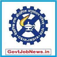 CSIR - CSMCRI Recruitment