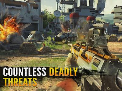 Sniper Fury Mod Apk Unlimited Money