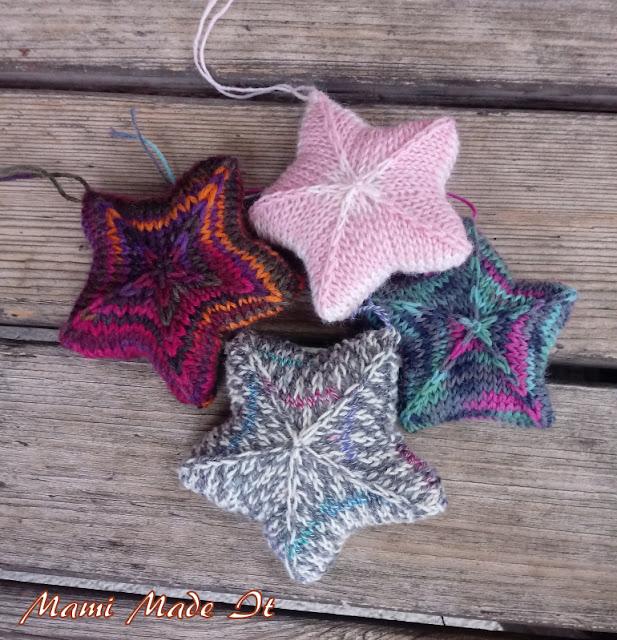 Strick einen Stern - Knit a Star