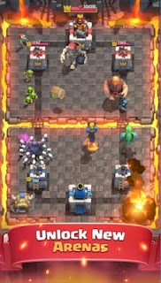 Clash Royale Mod APK v1.7.0 Update 2017 (Unlimited Money) CR Hack and Cheat
