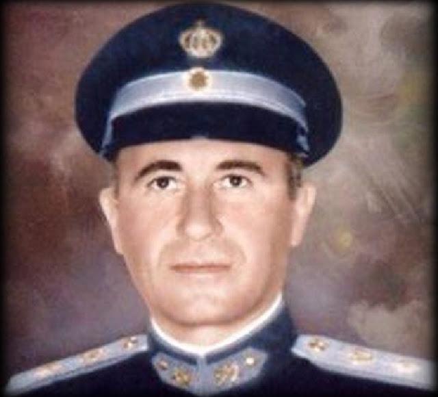 """3 Αυγούστου 1974 πεθαίνει ο Ναυπλιώτης Συνταγματάρχης Γεώργιος Μπούτος με το παράπονο: """"Που είναι η Ελλάδα..."""""""
