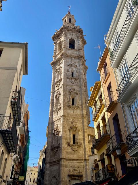 Torre de Santa Catalina, Valencia, Spain
