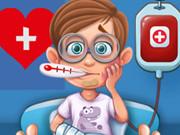 لعبة طبيب طوارء