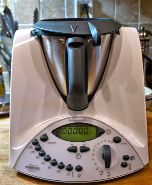 New Equipment Thermomix Elbulli At Home