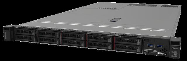 Lenovo apresenta ao mercado os novos servidores single-socket especialmente concebidos para intensivas cargas de trabalho e de grande volume de dados