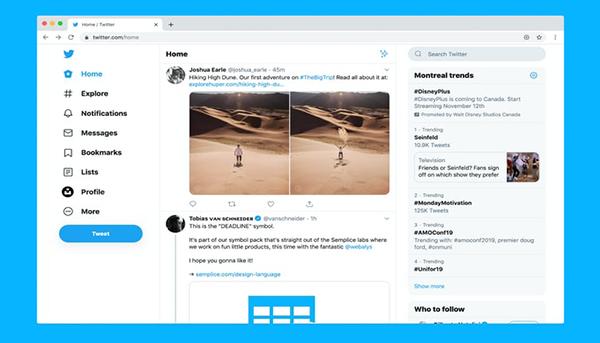 تويتر توقف ميزة رسائلها القصيرة في جميع بلدان العالم
