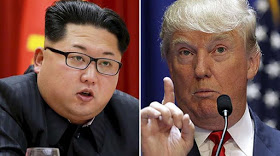 North Korea threats will be replied with fire and fury – Trump