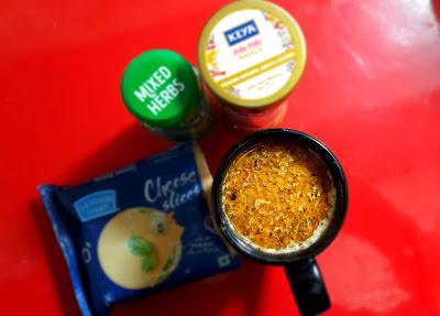 Shilpi Kitchen- Cheese Soup