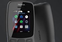 Nokia 106 (2018) Resmi Meluncur dengan Harga Rp 300 Ribuan