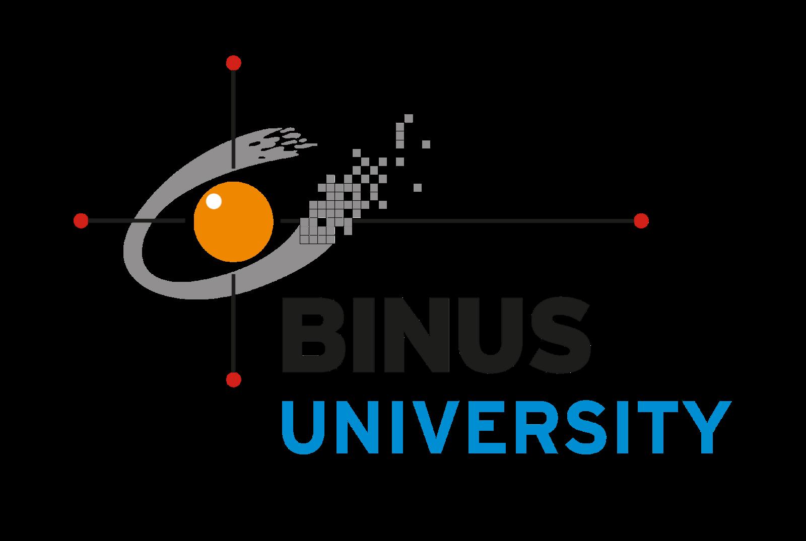 Logo Binus University Format PNG