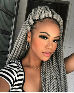 pictures of african hair braiding styles