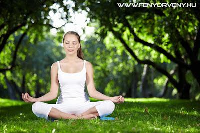 Meditáció: A helyes légzés