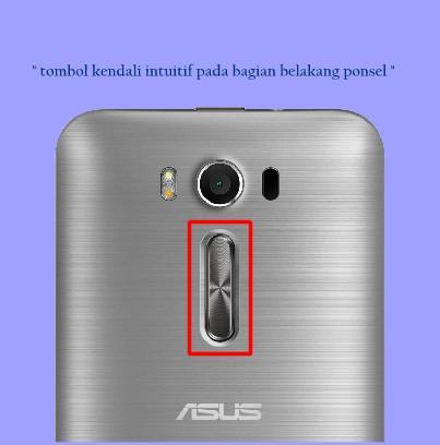 Spesifikasi dan harga ASUS Zenfone 2 Laser 5.0 ZE500KL.