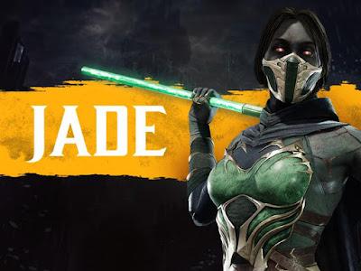 MK11 Mortal Kombat 11 Jade