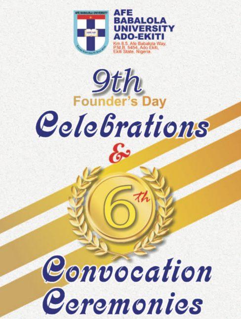 Afe Babalola University, Ado-Ekiti (ABUAD) Convocation Ceremonies