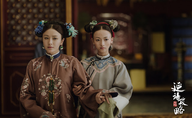 story of yanxi palace cast