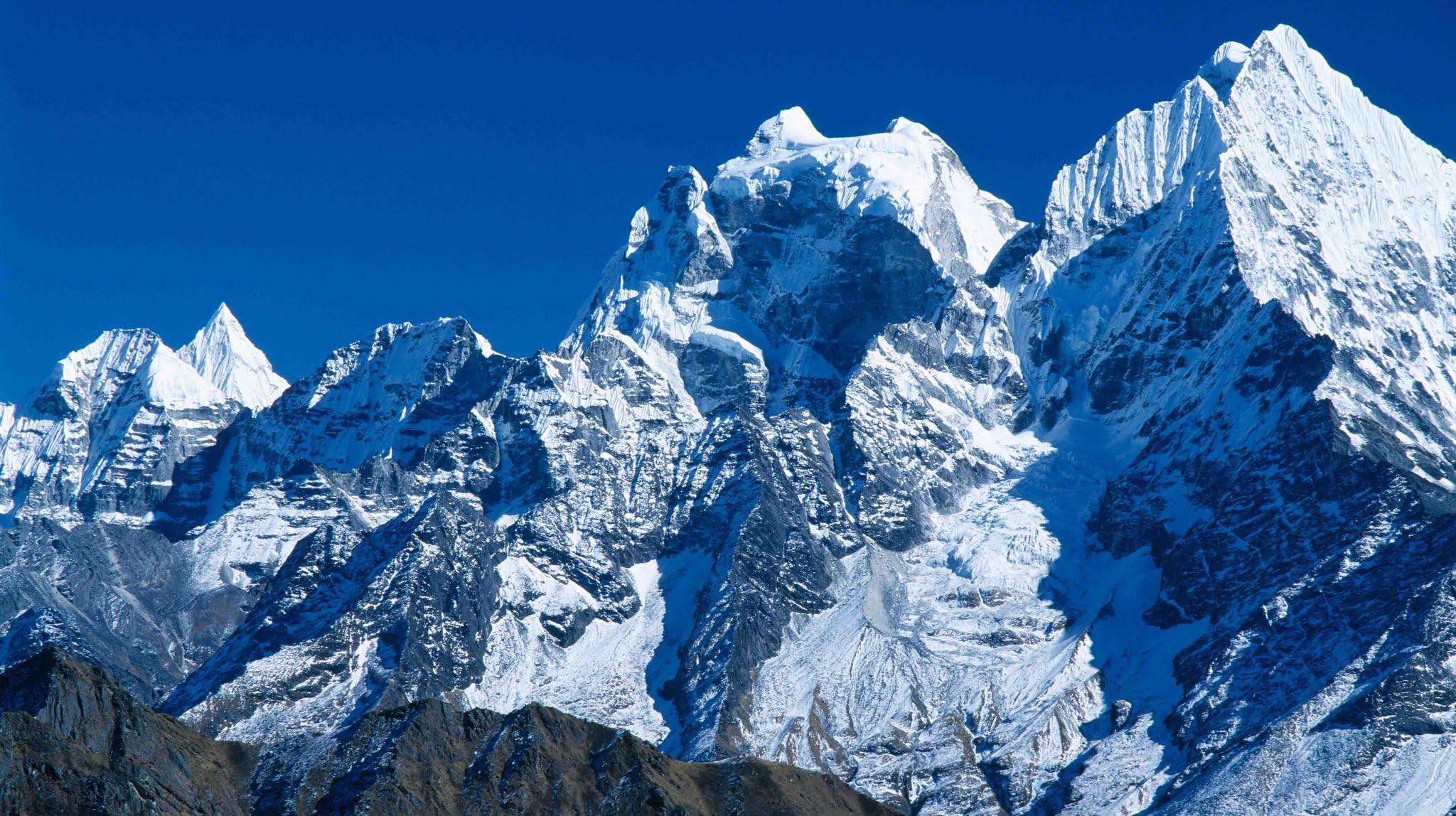 Хребты Гималайских гор