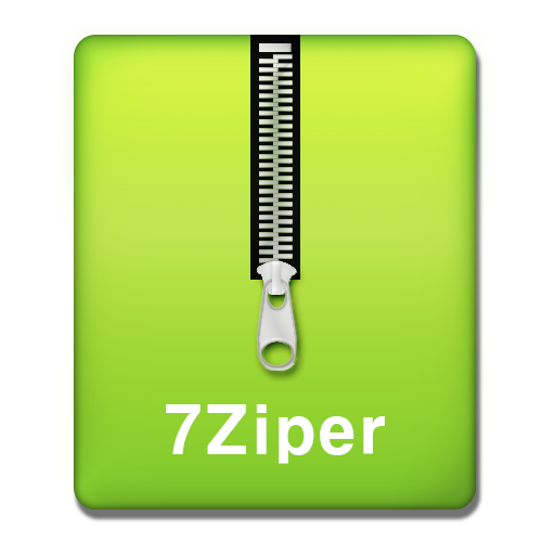 7Zipper Apk, which extracts Rar & Zip on your phone