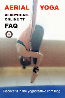 aerial yoga, aeroyoga, air yoga, coaching, exercice, health, online, teacher training, wellness, YOGA