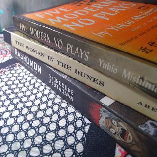 japanese literature 13 dolce bellezza #JapaneseLitChallenge13 Yukio Mishima Donald Keene Ryūnosuke Akutagawa Jay Rubin