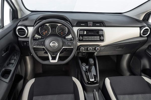 Novo Nissan Versa 2021 (Brasil): fotos, preços e detalhes