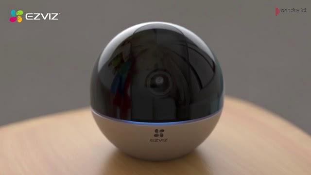 Những mẫu camera Ezviz trong nhà thông dụng nhất