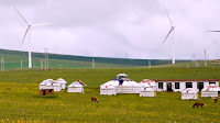A clean energy project in China. (Credit: Asian Development Bank/Flickr) Click to Enlarge.
