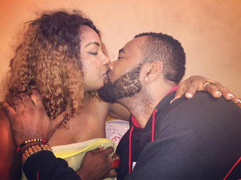 Fans blast Anita Joseph for posting steamy romance picture from movie