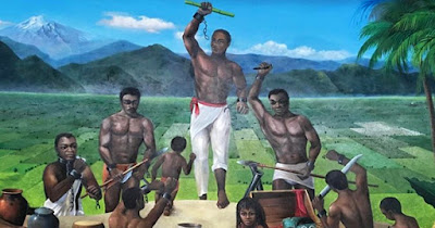 Gaspar Yanga and Black slaves in Mexico